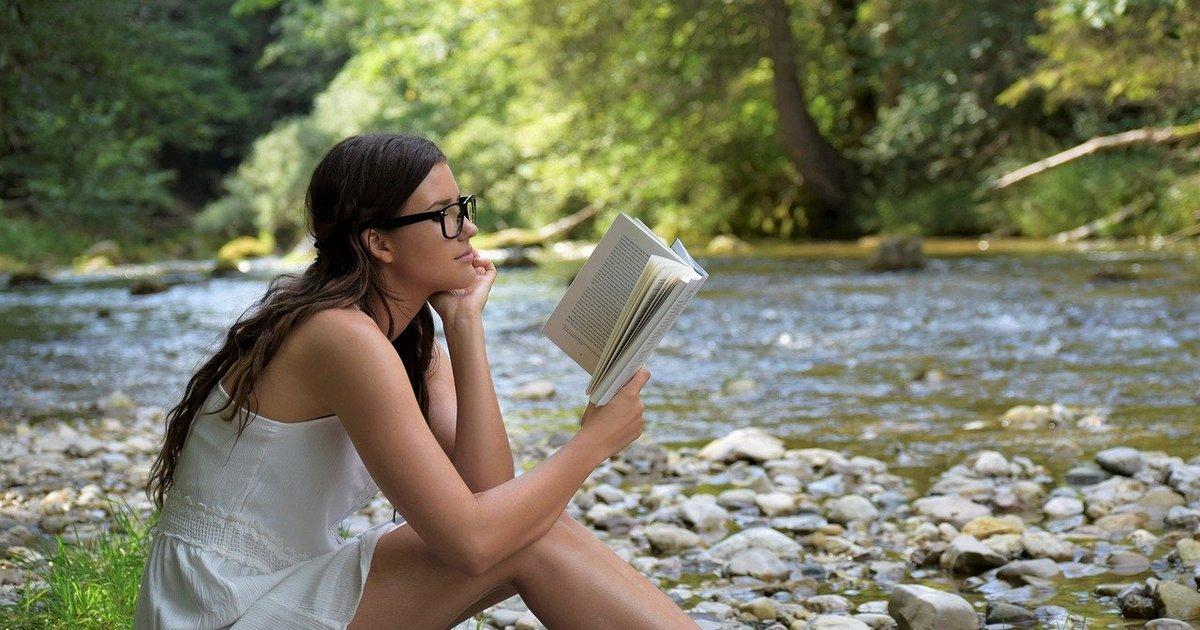 ler um livro pela primeira vez estimula seu cérebro