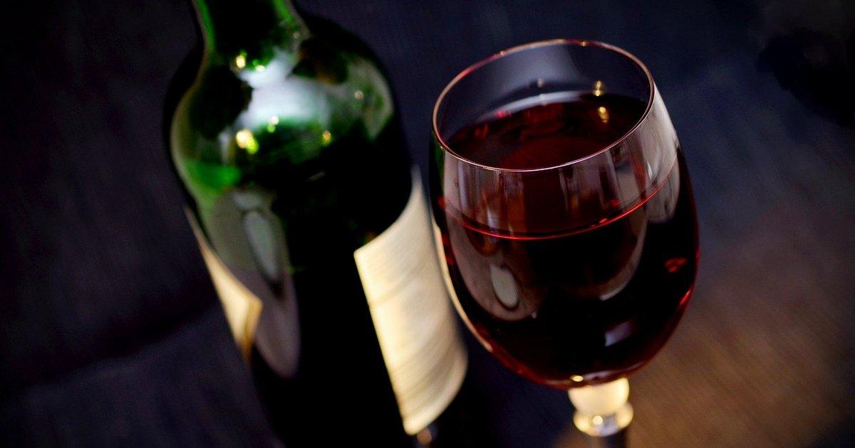 vinho é uma das bebidas alcoólicas recomendadas